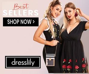 通过Dresslily.com在线购买时尚服装