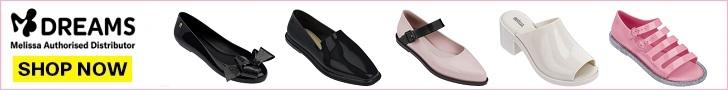 在线购买Melissa女士塑料平底鞋和凉鞋