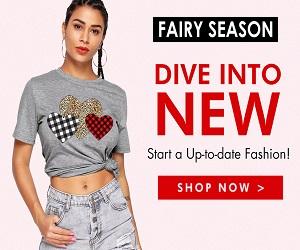 在童话季节在线购买服装